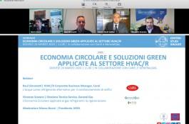 Economia circolare applicata ai Gas Refrigeranti: la Rigenerazione secondo standard AHRI700