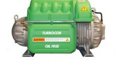 Danfoss amplia la gamma di compressori Turbocor