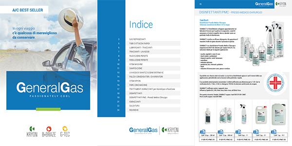 Automotive: disponibile il nuovo catalogo prodotti interattivo di GeneralGas